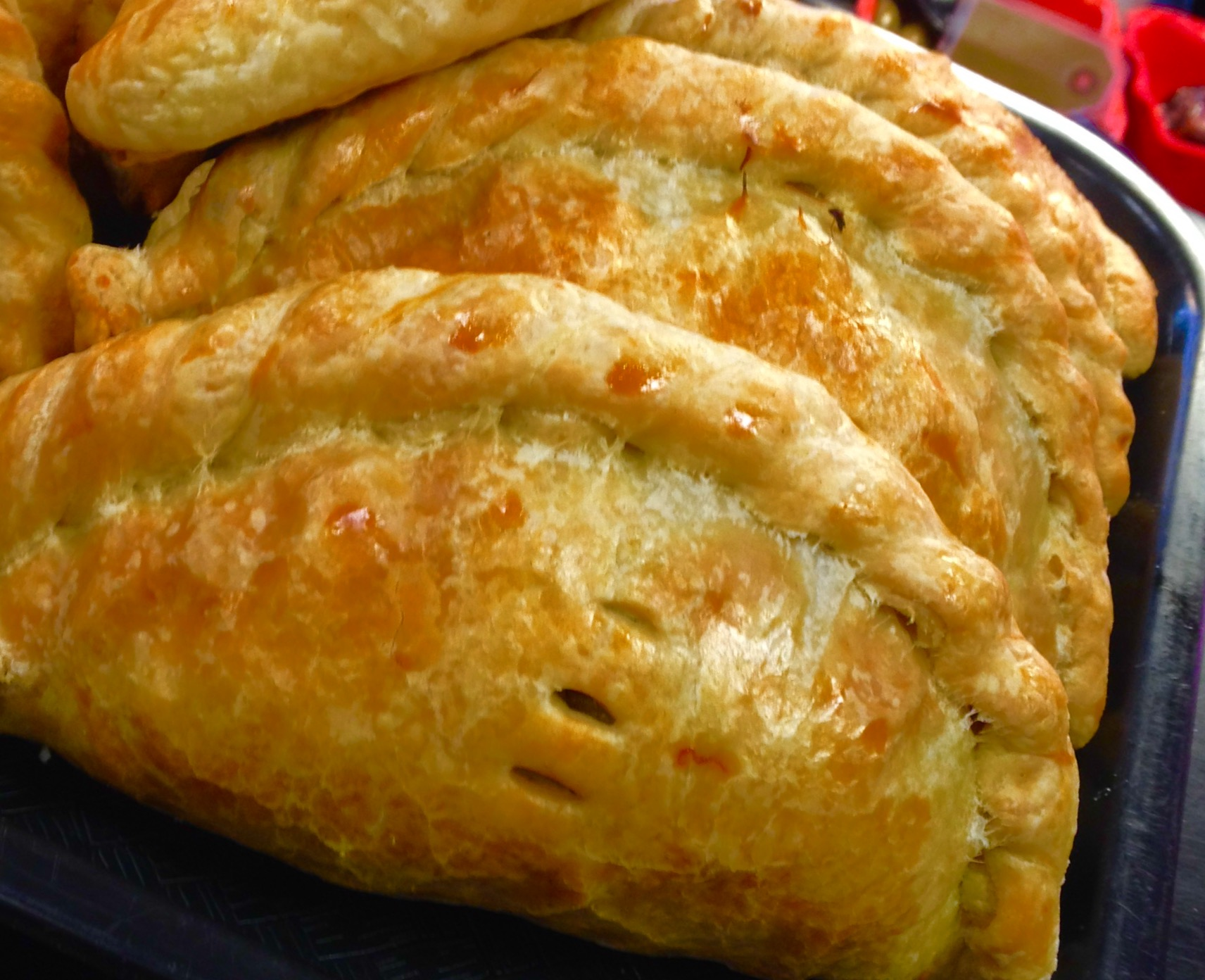 Home / Pasties, Pies & Quiches / Traditional Cornish Pasty