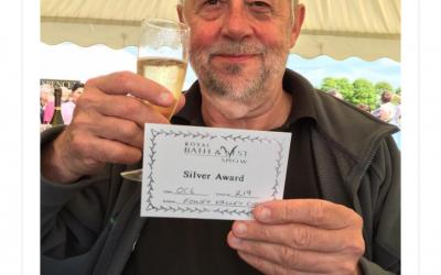 Award Winning Fowey Valley Cider!