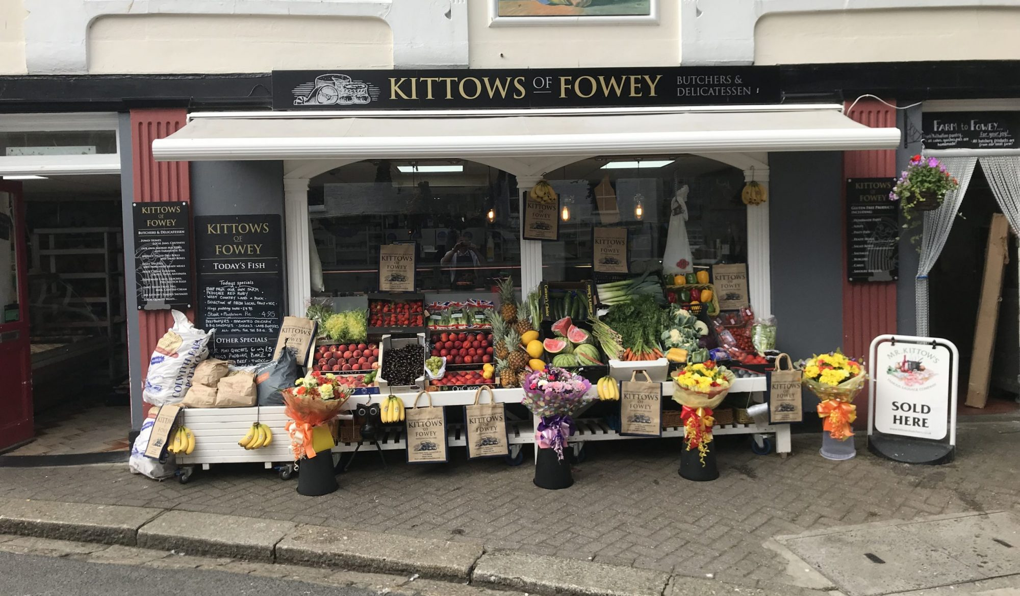 Kittows of Fowey