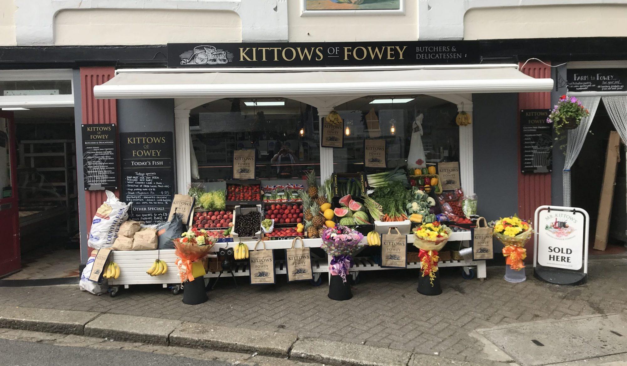 Kittows of Fowey